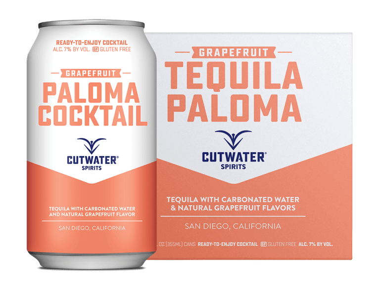 Cutwater – Canned Cocktails