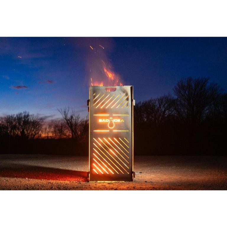 Bad Idea – Pyro Cage