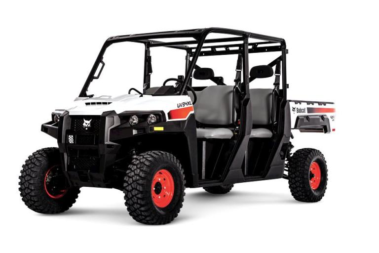 Bobcat – UV34XL Gas Utility Vehicle