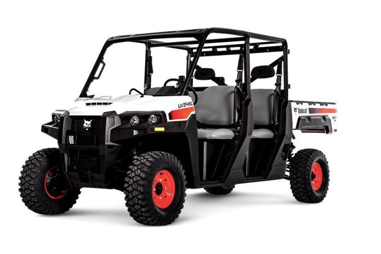 Bobcat – UV34XL Gas Utility Vehicle
