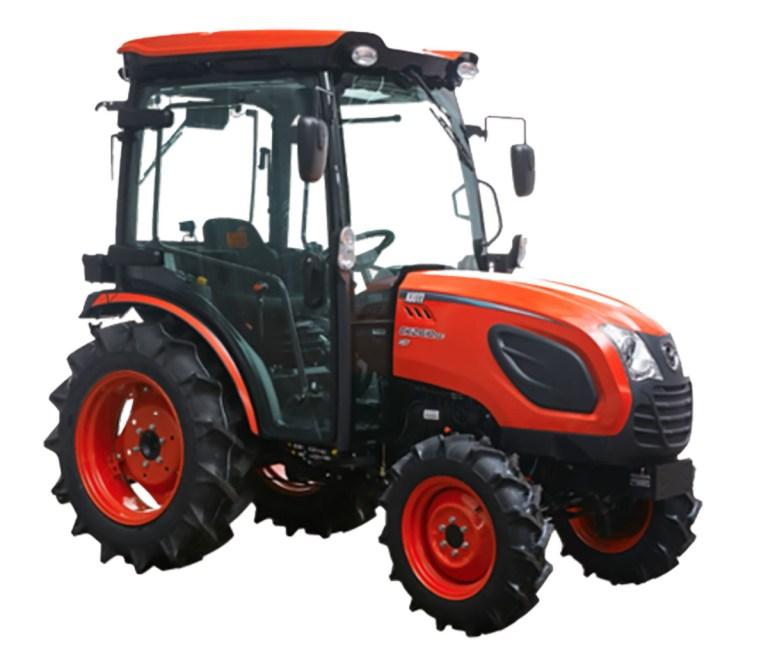Kioti Tractor – CK2610SE HST Cab