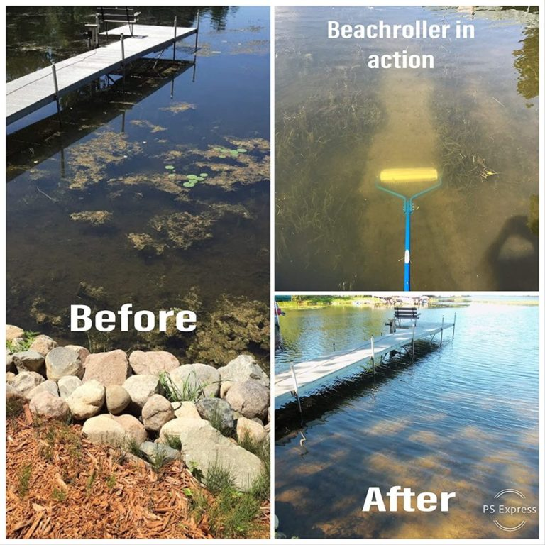 Beachroller – Lake Weed Removal Tool