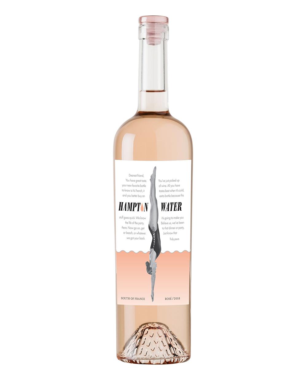 Hampton Water – Rosé 2018