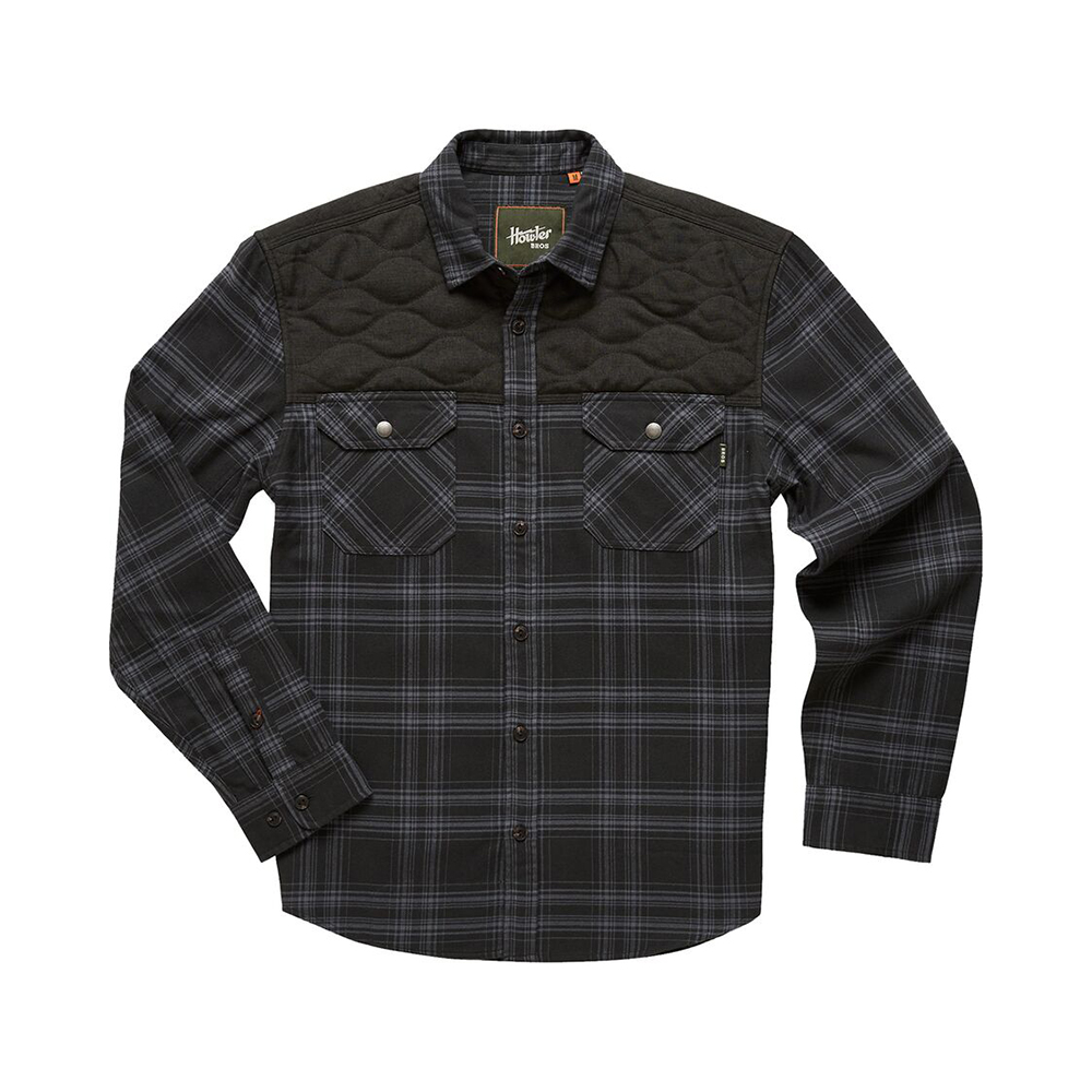 Howler Brothers – Quintana Quilted Flannel