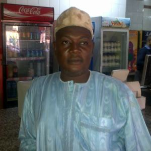 Abdul-Lateef Yusuf, Kano State Sales Manager, Floor Mills Nigeria Limited