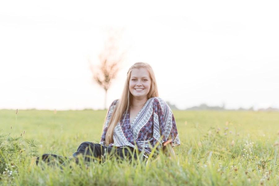 Senior: Sophie