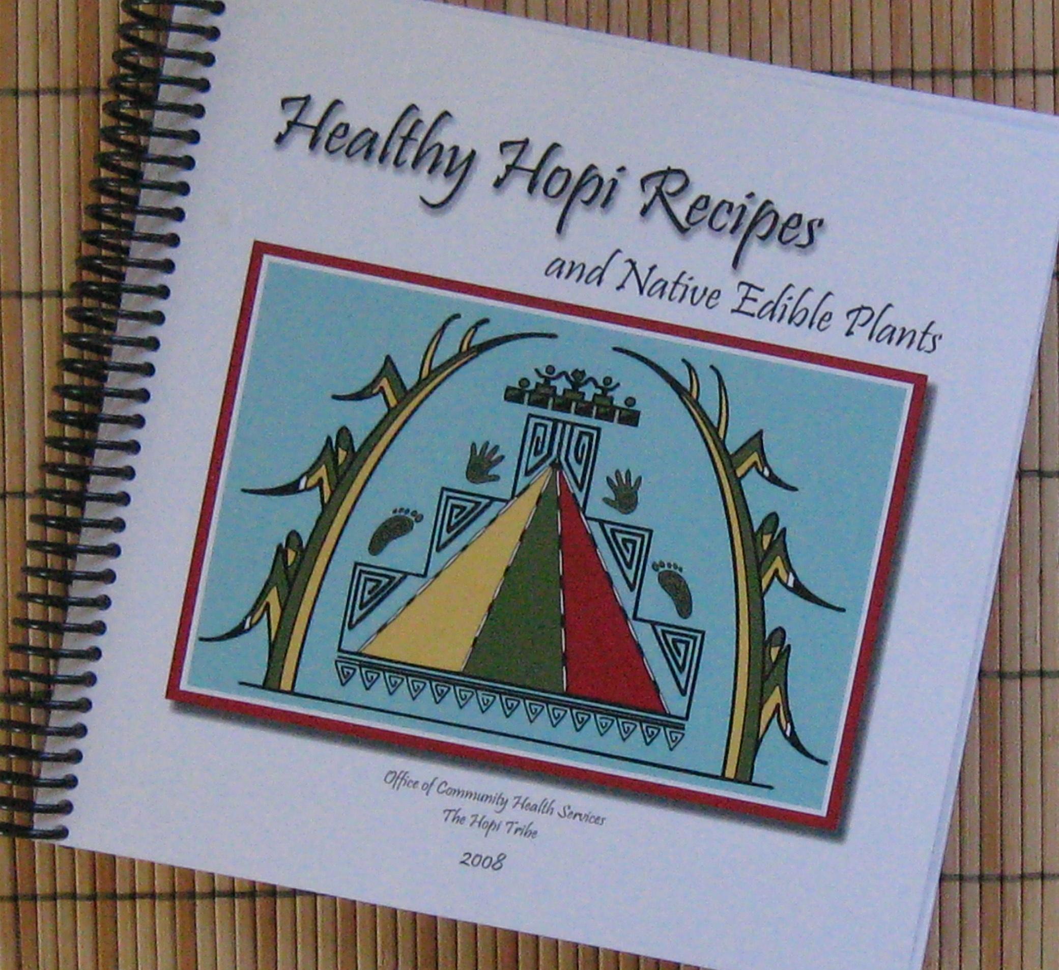 Hopi Cookbook