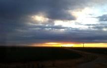 Facing East, Ehmke Farm Sunrise