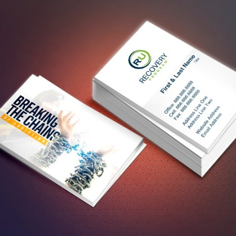 RU Business Card