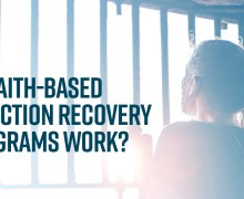 Faith-Based Addiction Recovery
