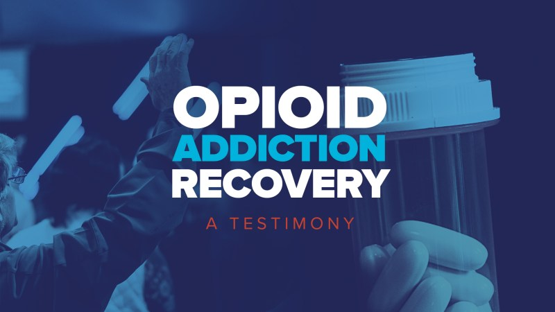 Opioid Addiction Recovery