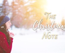 Hope for the Hurting, The Christmas Note