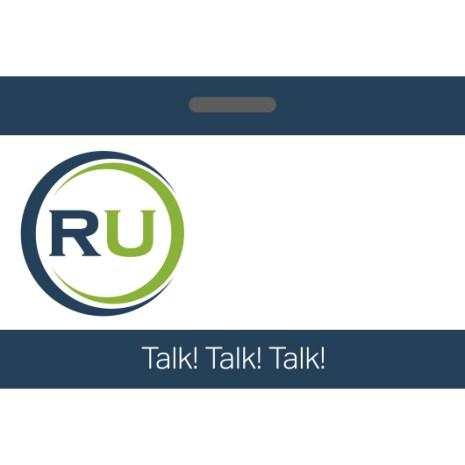 Adult Name Badge