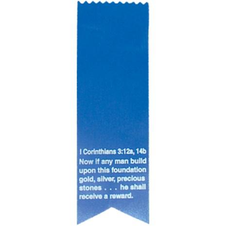 18 Challenge Award Ribbon - Blue