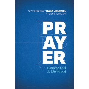 """It's Personal"" Daily Journal: Prayer Book Companion"
