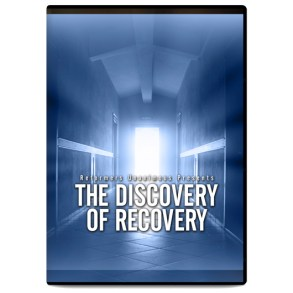 Discovery of Recovery DVD