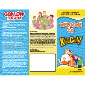 Kidz Club Welcome Brochure