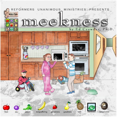 Kidz Club Meekness Story Book