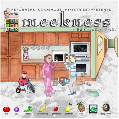 Kidz Club Meekness Story Book