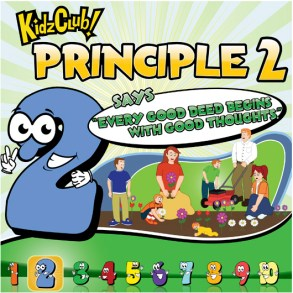 Kidz Club Principle 2 Story Book