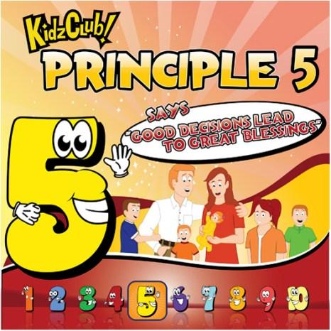 Kidz Club Principle 5 Story Book