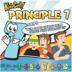 Kidz Club Principle 7 Story Book