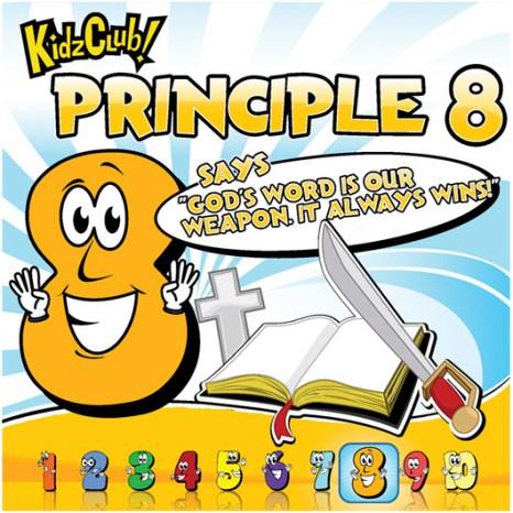 Kidz Club Principle 8 Story Book