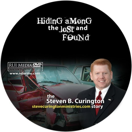 Hiding Among the Lost and Found - Steve Curington Story (Audio CD)
