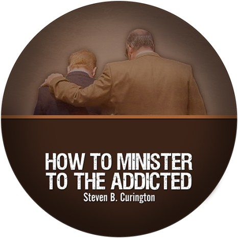 How to Minister to the Addicted (Audio CD)