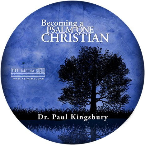 Becoming A Psalm One Christian (Audio CD)