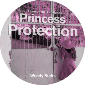 Princess Protection - A Lesson on Boundaries (Audio CD)