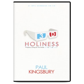 3D Holiness (MP3 CD Series)
