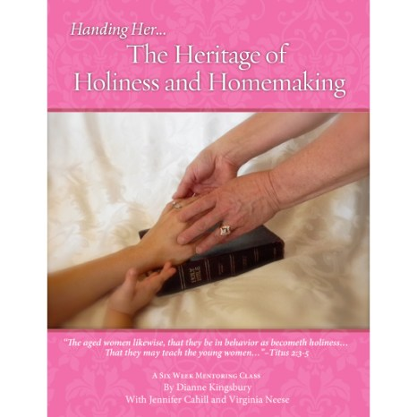 Heritage of Holiness - Student Guide
