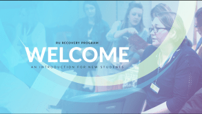 Welcome | An Introduction for New Students DVD