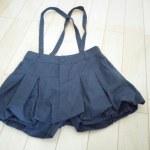 バルーンスカートをリメイクしました!