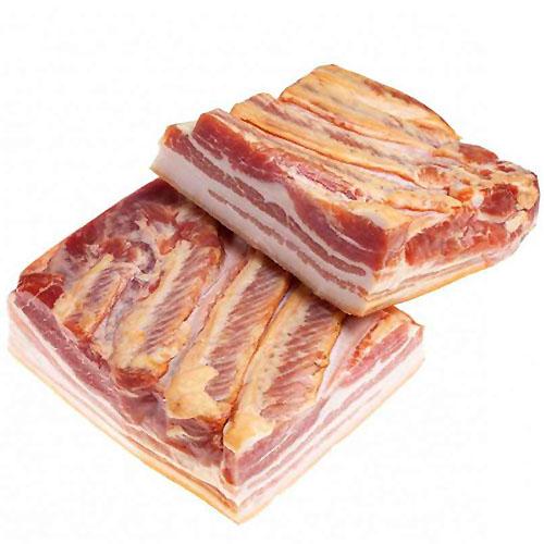 Røget bacon ca. 600 gr.
