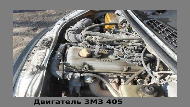Motor zmz 405.