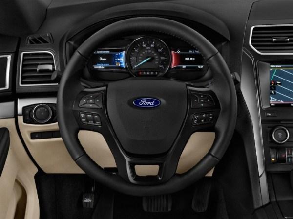 Обзор Ford Explorer (Форд Эксплорер): фото, характеристики ...