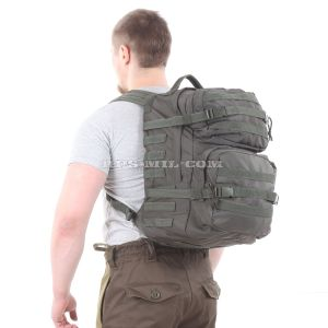 Assault Backpack KE Dark Olive