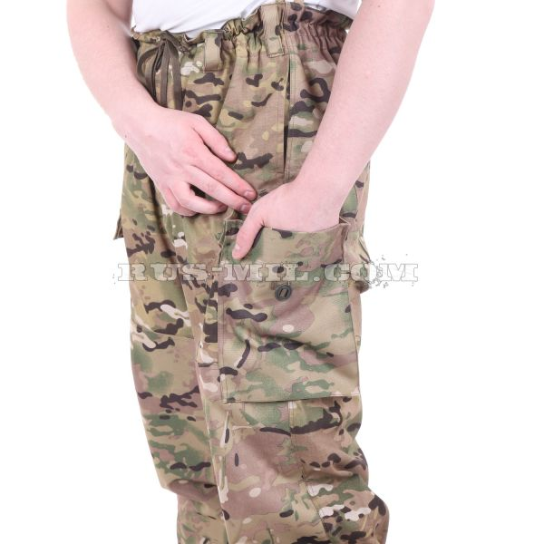 Gorka-3 Multicam with nylon multicam pads shipping