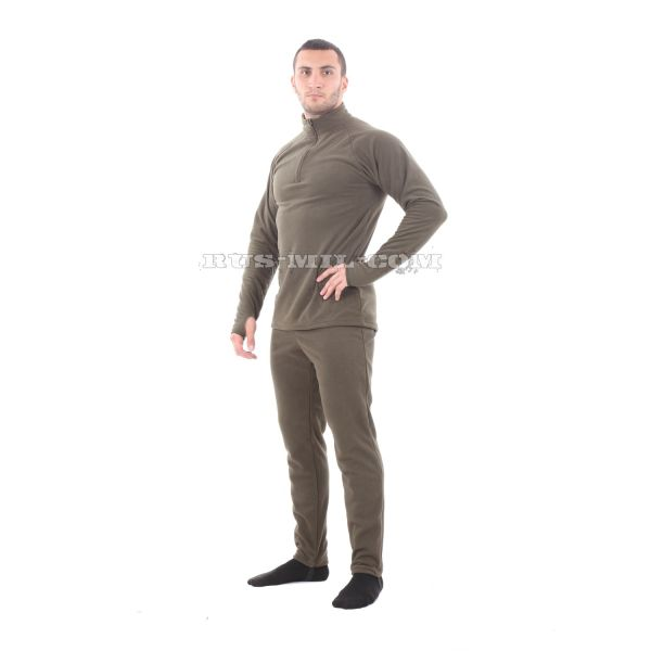 Second Layer Thermal Underwear olive