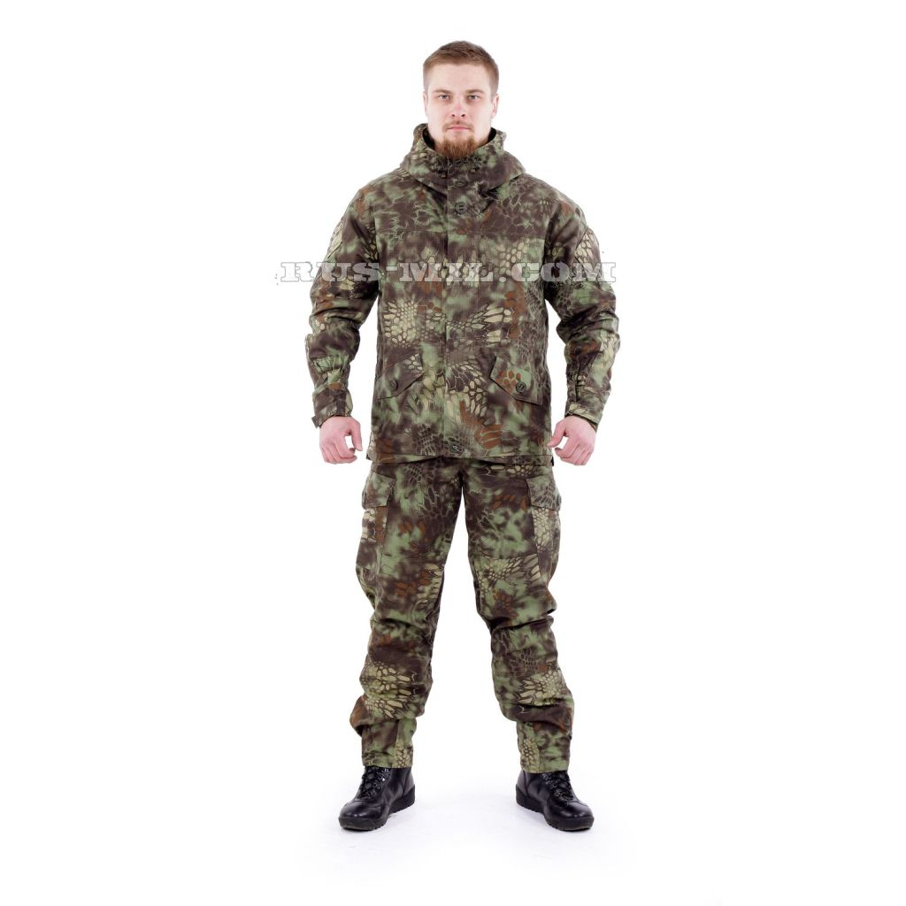 Gorka-3 Mandrake colour summer suit Russian spetsnaz