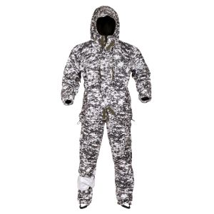 Membrane fleece lined Gorka suit in MG-Blur