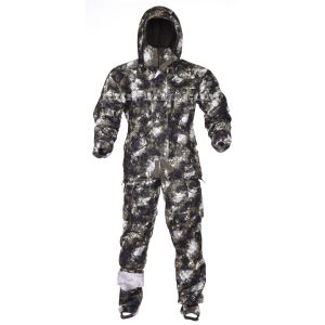 Membrane fleece lined Gorka suit in MU-Blur colour