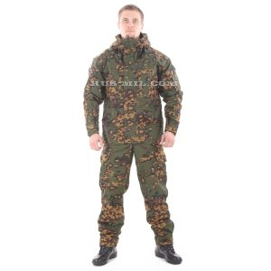 buy Gorka-5 suit in partizan with fleece removable lining