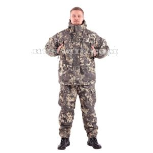 Membrane Gorka-winter suit in MG