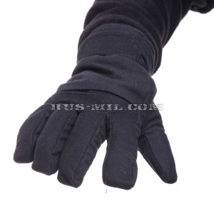 Gloves Keotica membrane on fleece Black