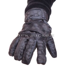 Gloves Keotica membrane on fleece Typhon