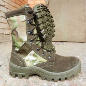 Boots Garsing with high berets 516 MO multicam Shot, multicam