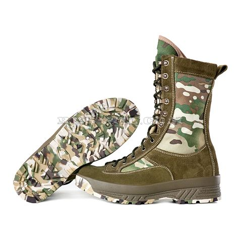 Garsing boots with high berets 980 MO Storm, Multicam